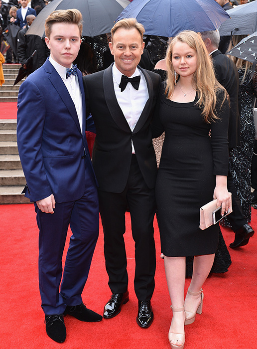 Everything you need to know about Jason Donovan's family