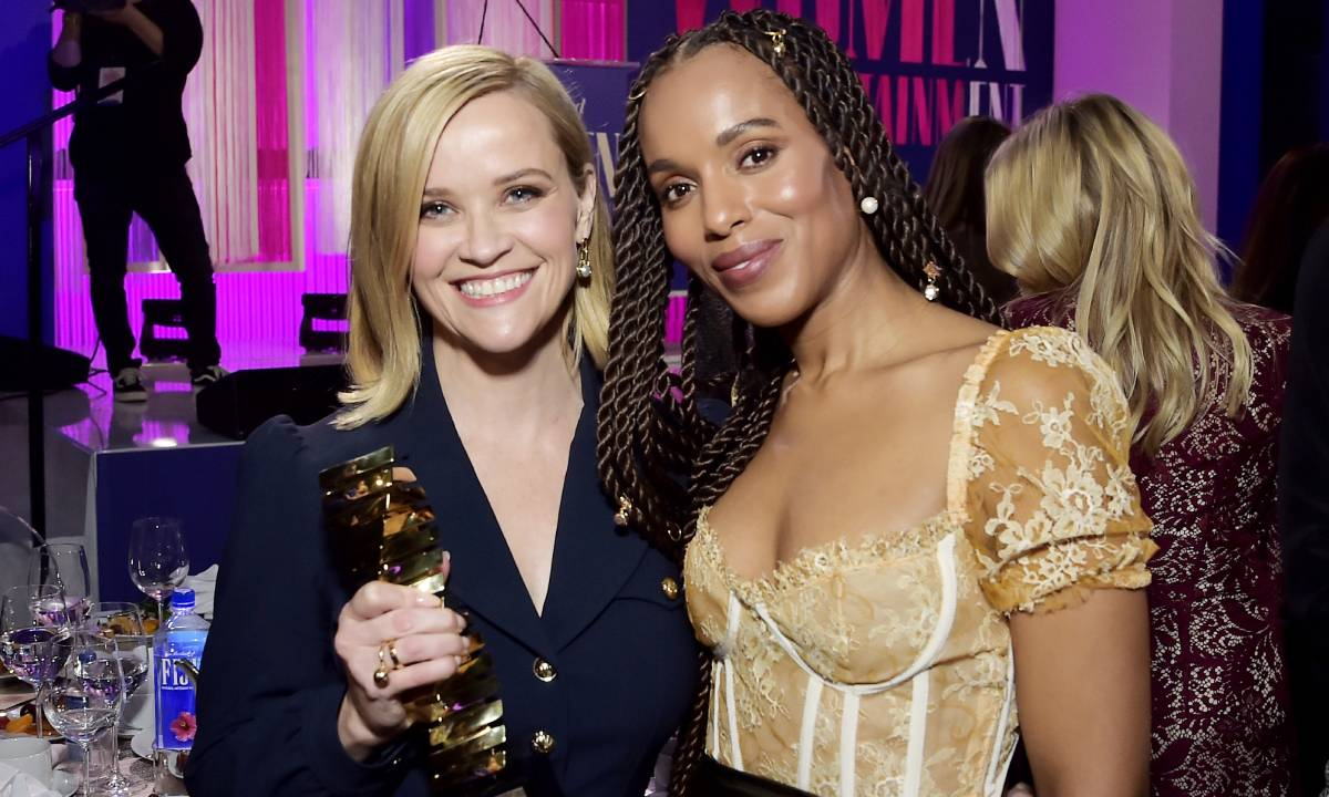 Reese Witherspoon and Kate Hudson lead the way to wish Kerry Washington a fabulous birthday