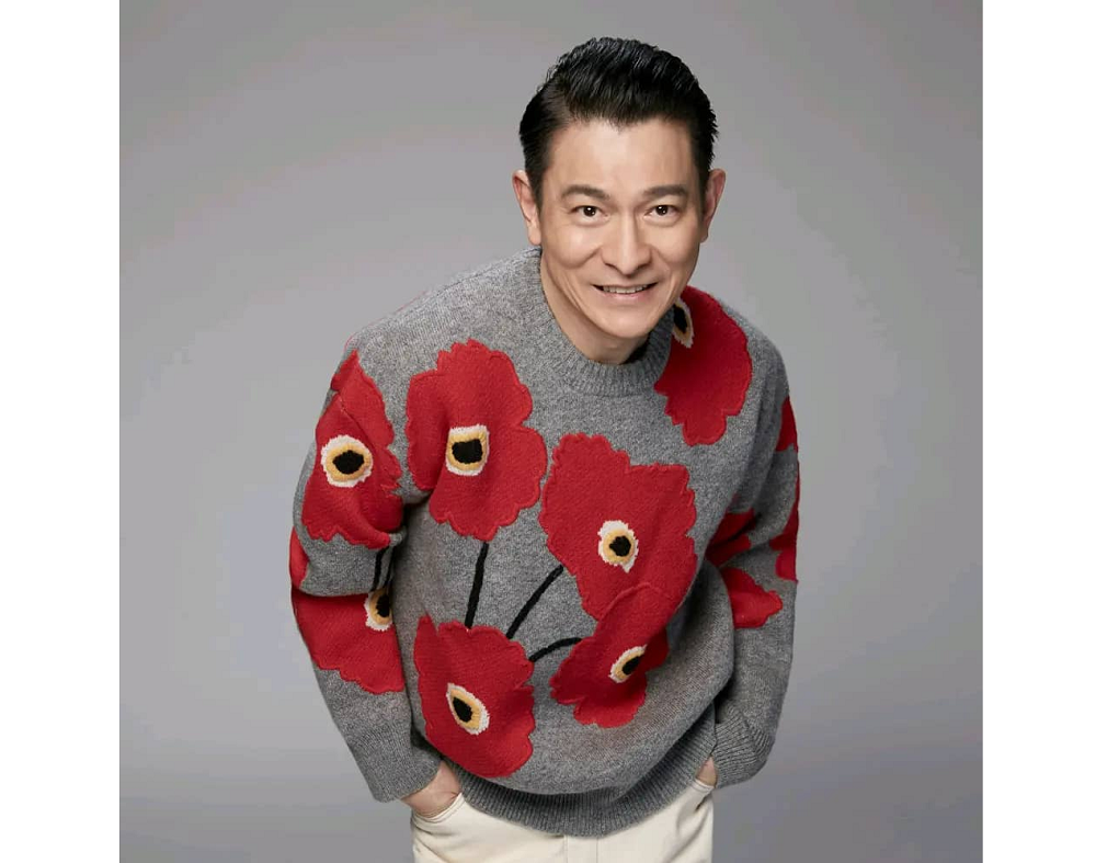 HK superstar Andy Lau rakes up more than 50 million followers in his maiden entry into social media
