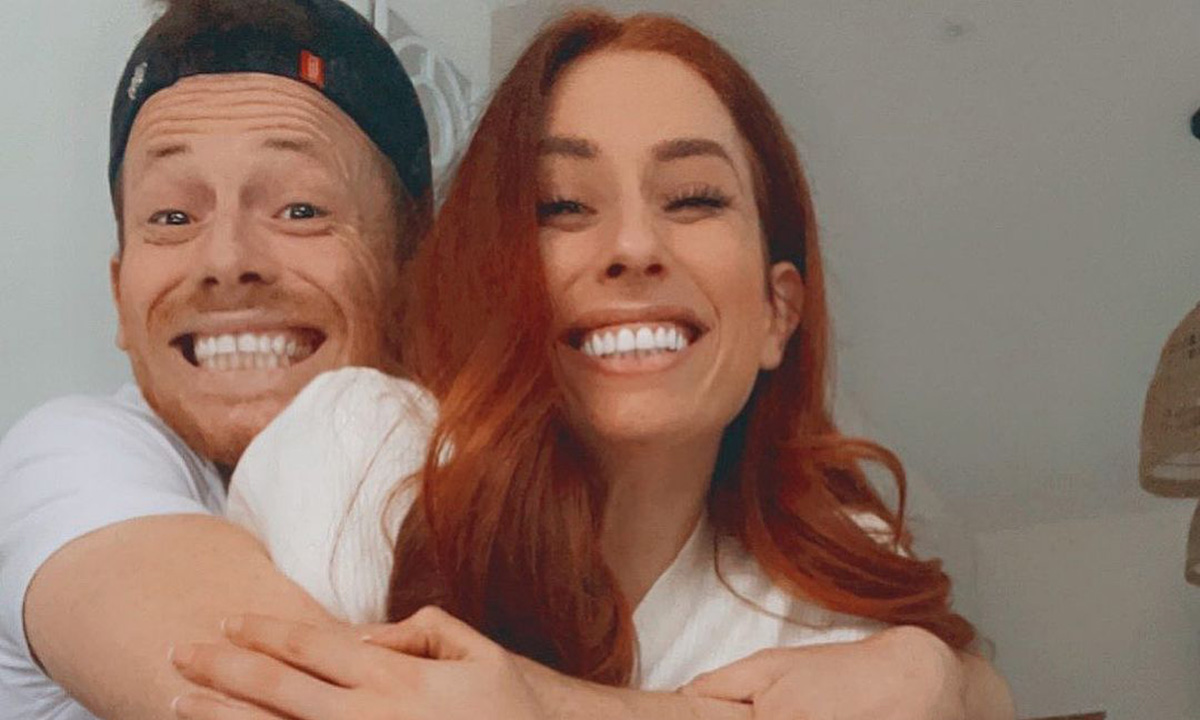 Stacey Solomon reveals wedding date to Joe Swash – and it's sooner than you think
