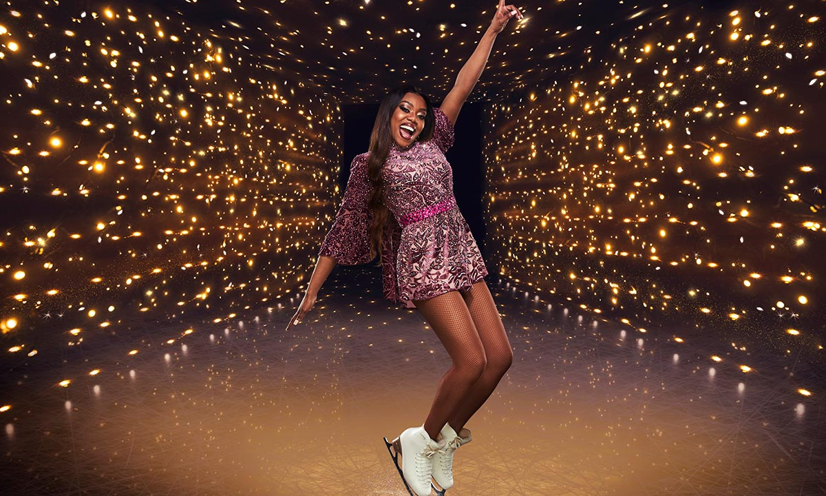 Dancing on Ice star Lady Leshurr opens up about pansexuality