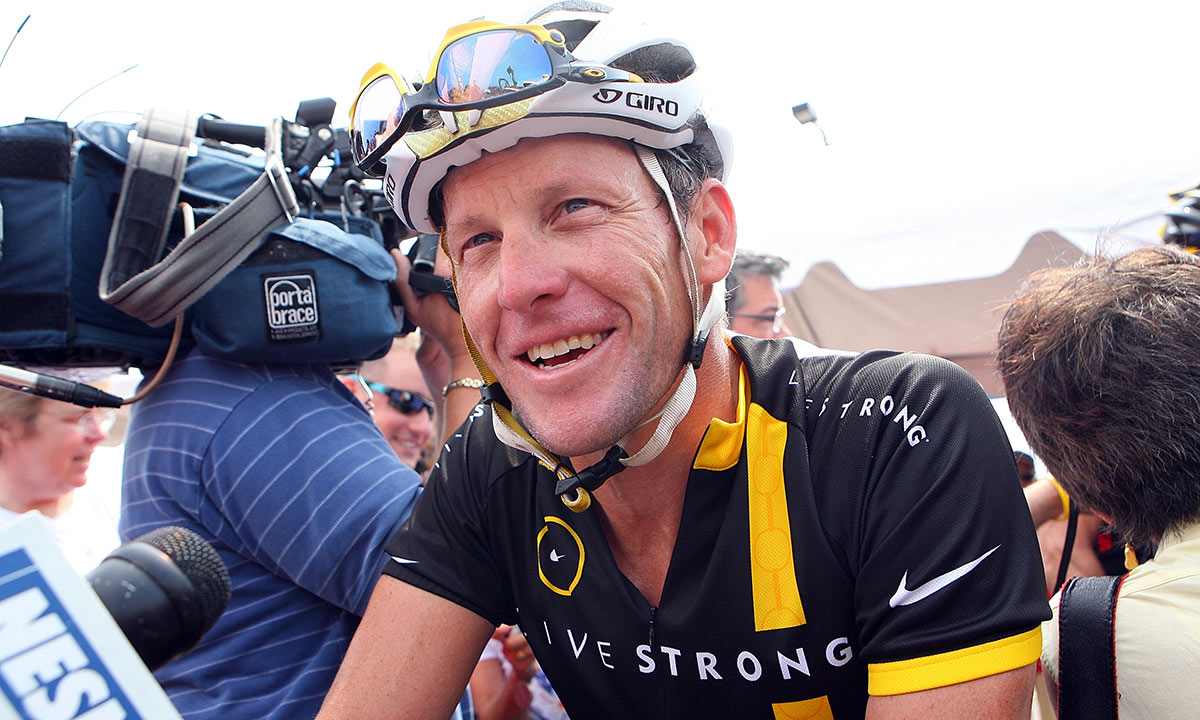 What is Lance Armstrong's net worth?