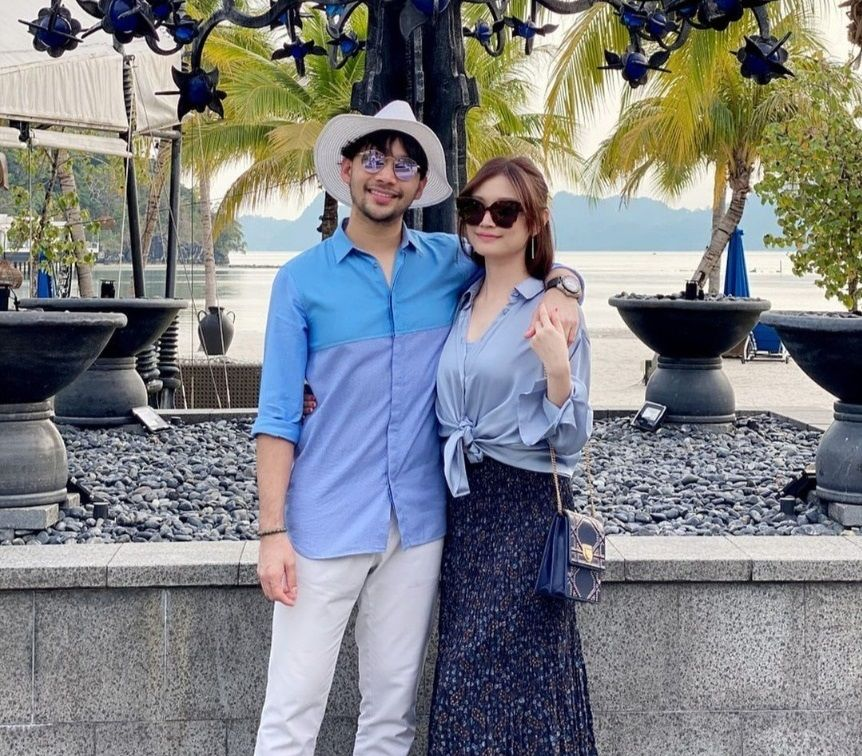 Malaysian actress-singer Ayda Jebat apologises for sharing fact her husband likes to smell her armpit