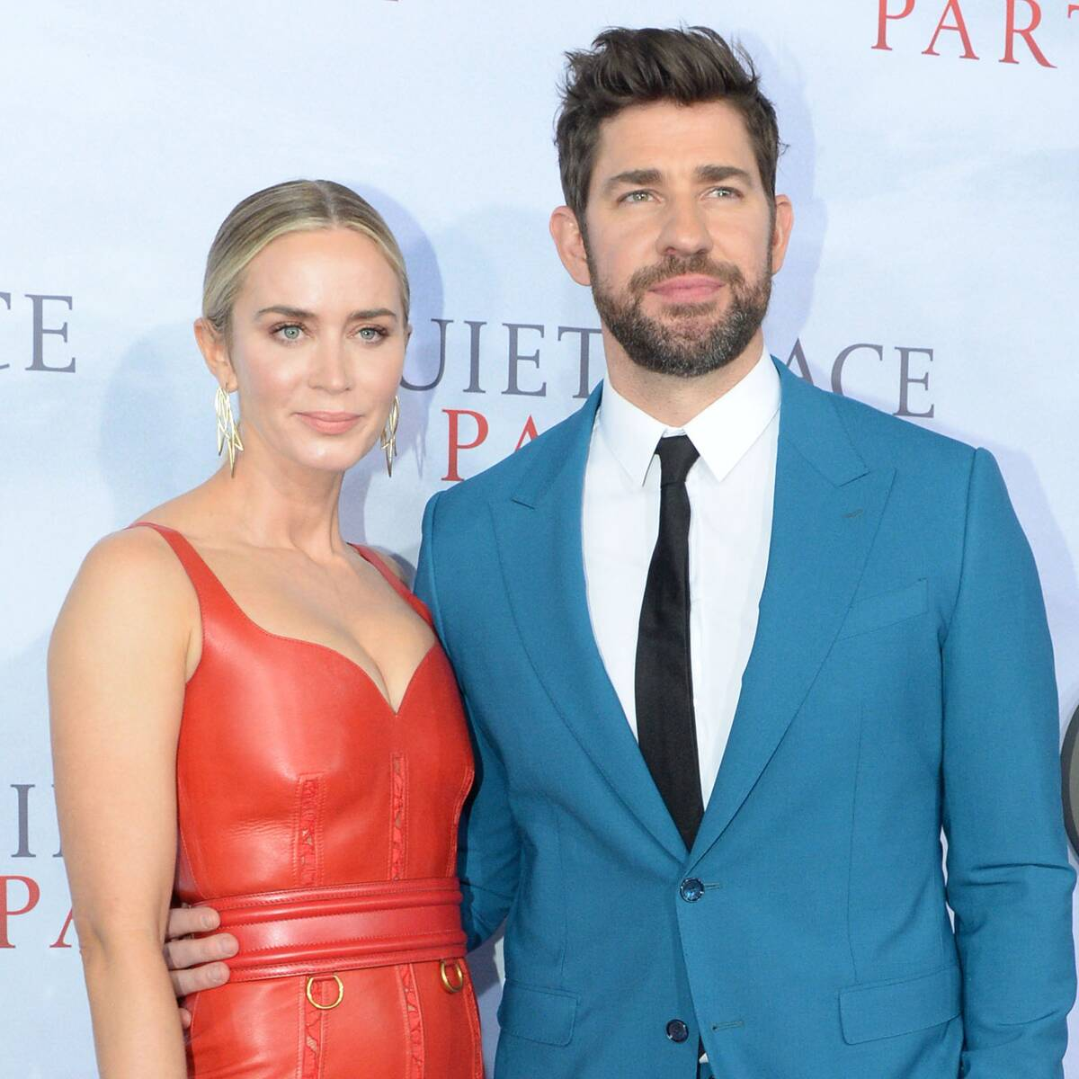 How John Krasinski Adorably Honored His and Emily Blunt's Daughters on SNL
