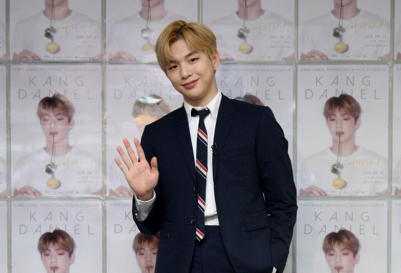 Korean singer Kang Daniel considering his first acting role