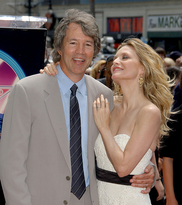 Michelle Pfeiffer makes very surprising comment about husband David E. Kelley