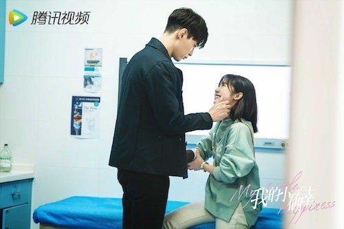 """Daddi Tang Shows Support for Fair Xing After Sparking Backlash for Telling Fans She Thinks """"My Little Happiness"""" is the """"Best Drama Lately"""""""