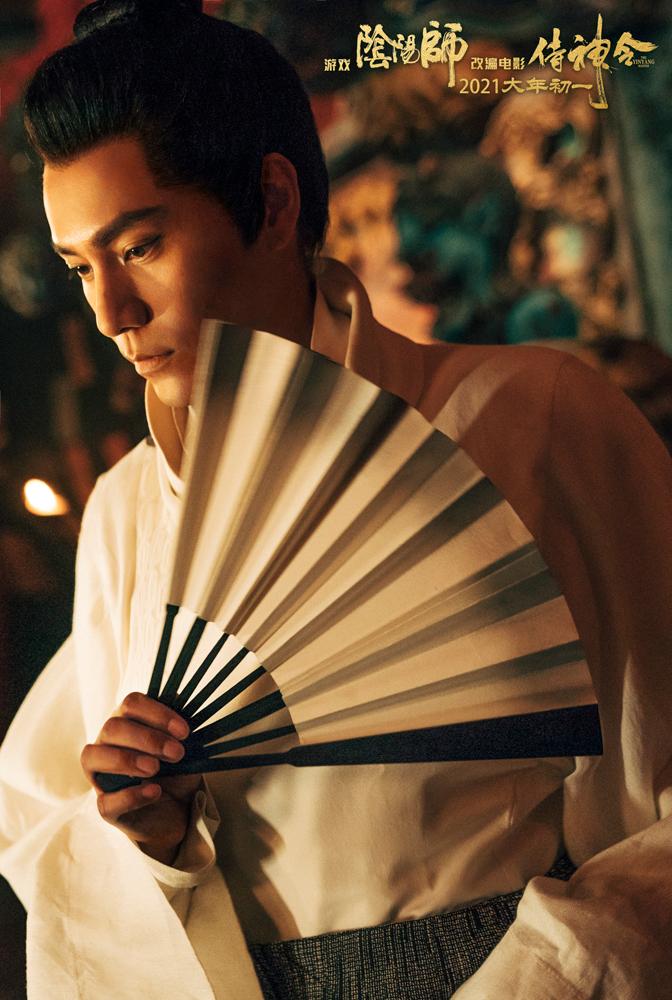 """电影《侍神令》发布""""神级配乐""""预告 日本知名音乐大师梅林茂操刀配乐"""