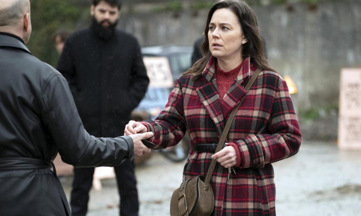The Drowning star Jill Halfpenny reveals her thoughts on show's ending
