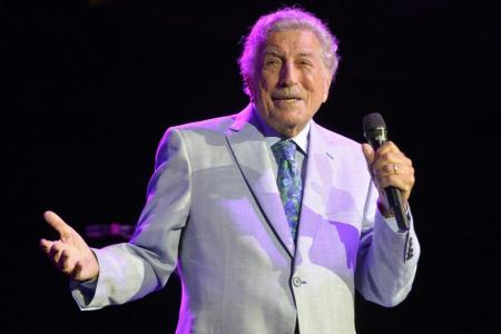Tony Bennett made new album with Gaga after Alzheimer's