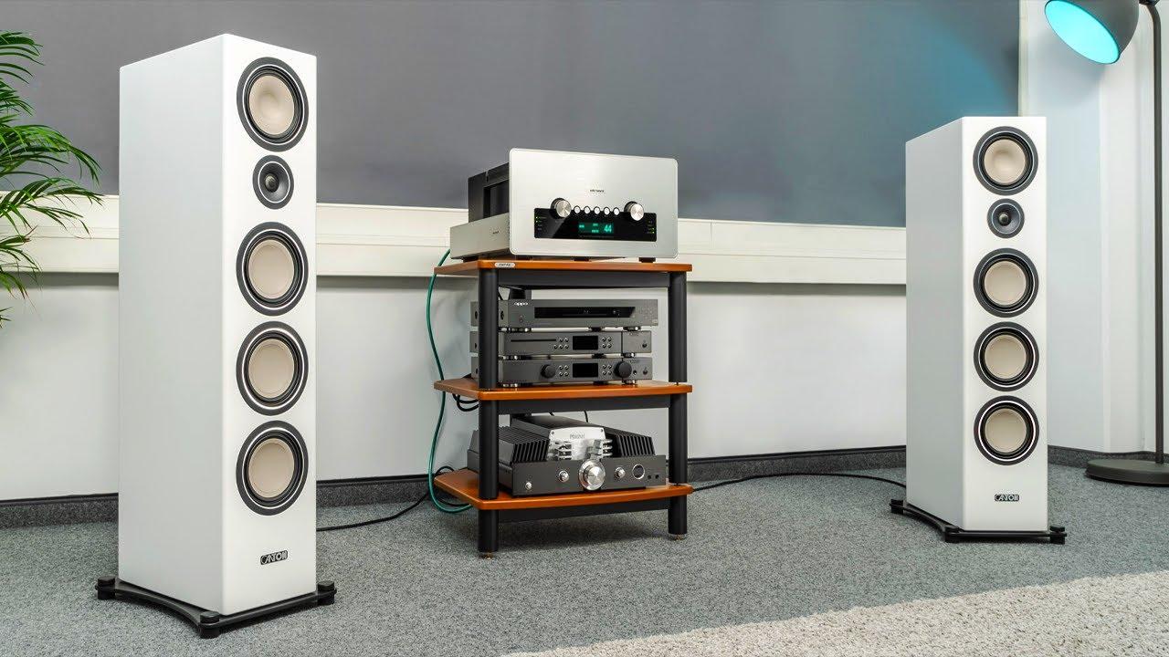 5 Best Floorstanding Speakers 2021