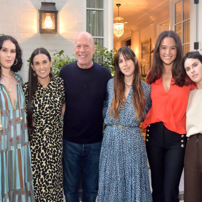 Demi Moore pays tribute to ex Bruce Willis in the most amazing way