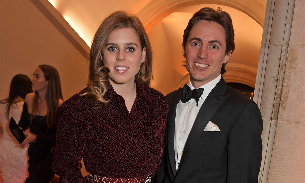 Princess Beatrice's wedding videographer chosen to make new documentary