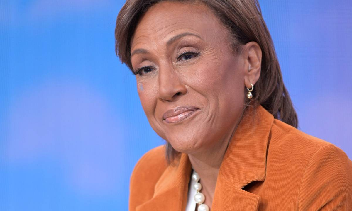 Robin Roberts receives heartwarming welcome after challenging start to day