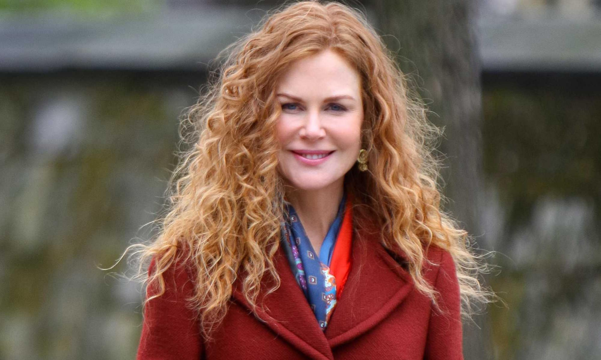 Nicole Kidman is thrilled to share massive news after 'journey of a lifetime'