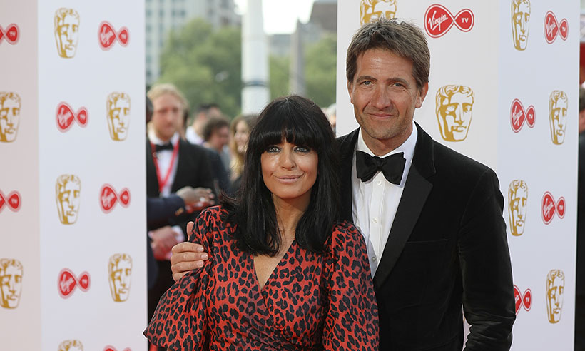 Claudia Winkleman makes rare comment about children