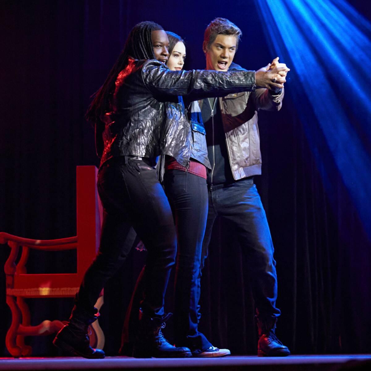 "Legacies' Vampire Diaries Musical Is Here! Watch Stefan and Damon Sing ""Hello Brother"""