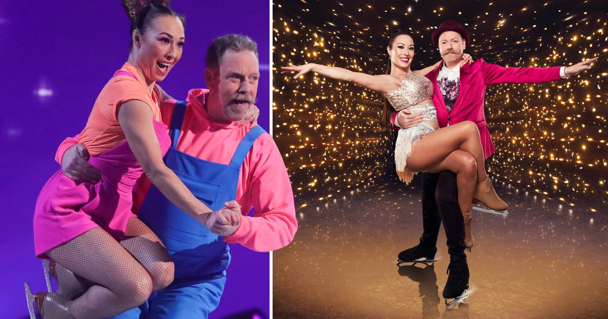 Dancing on Ice: Rufus Hound will return to show for 'one last skate' after testing positive for Covid