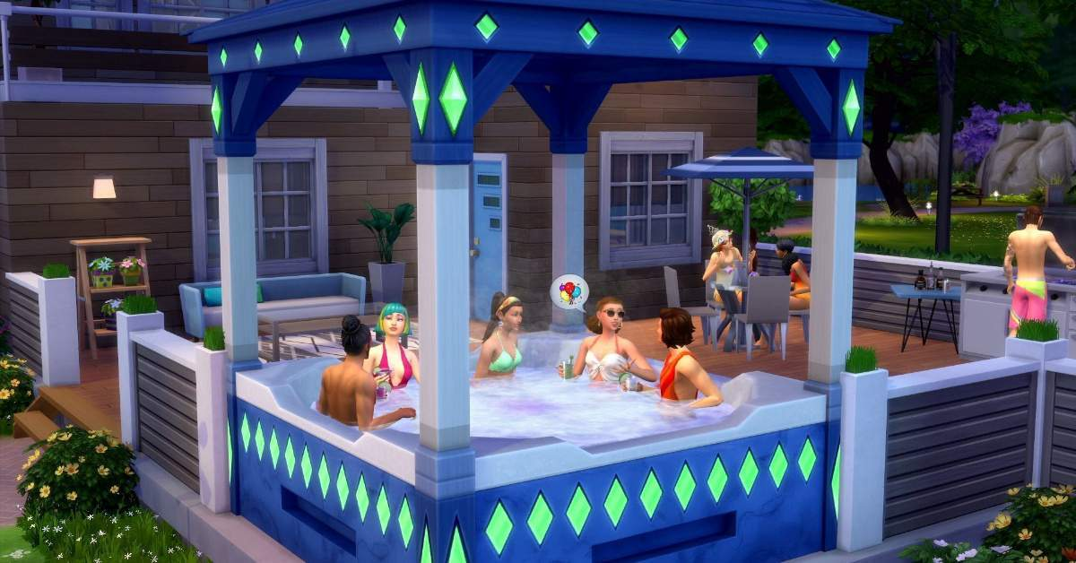 The Sims Fans Dreading Another Hot Tub Fiasco on the Game's 21st Anniversary