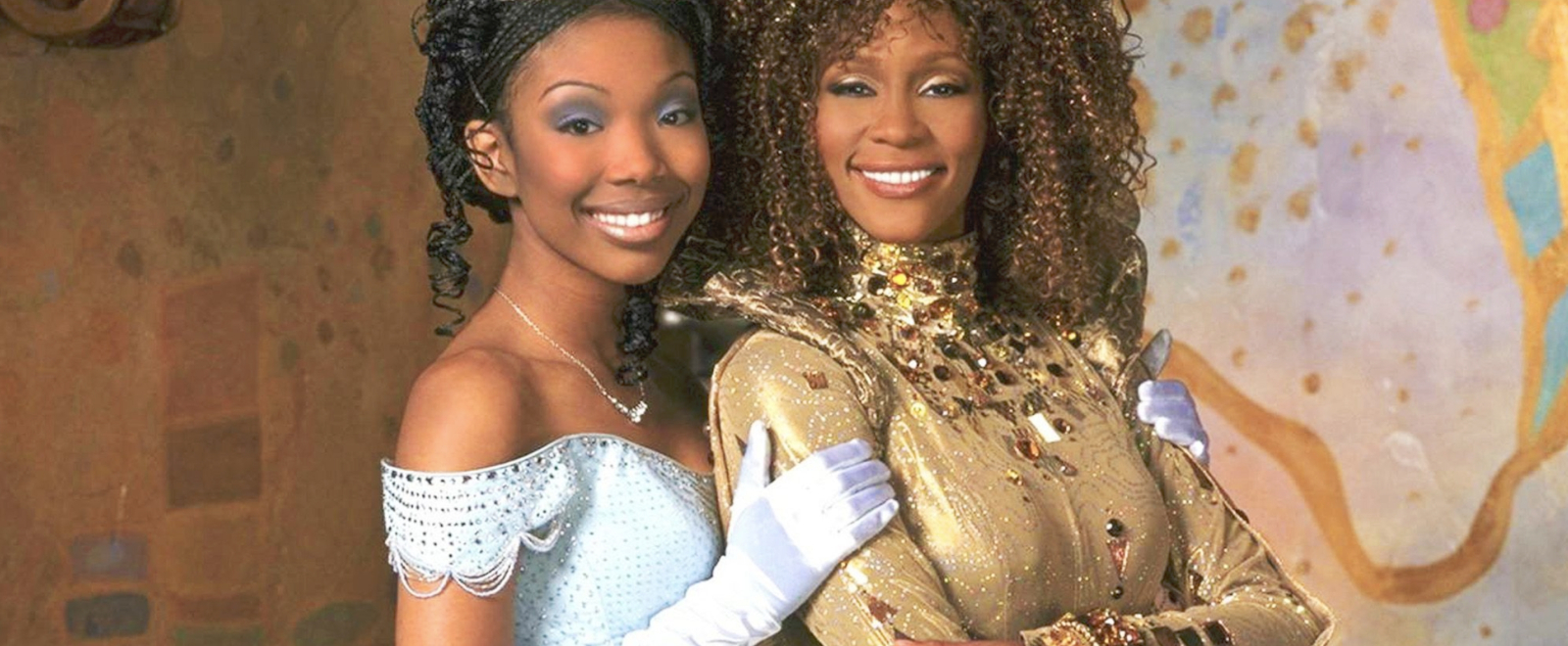 Disney's 'Cinderella' Musical With Brandy And Whitney Houston Is Finally Coming To Disney+