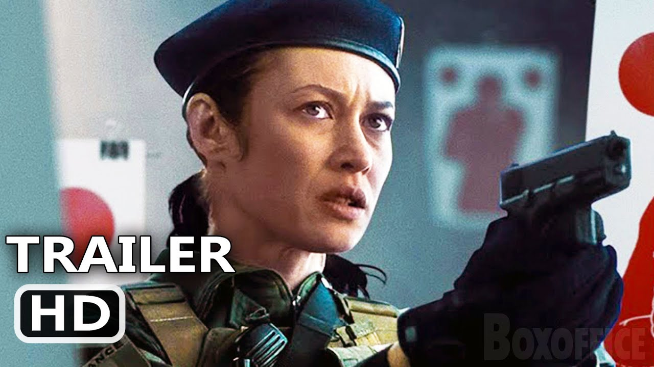 SENTINELLE Trailer (2021) Olga Kurylenko, Netflix Thriller Movie