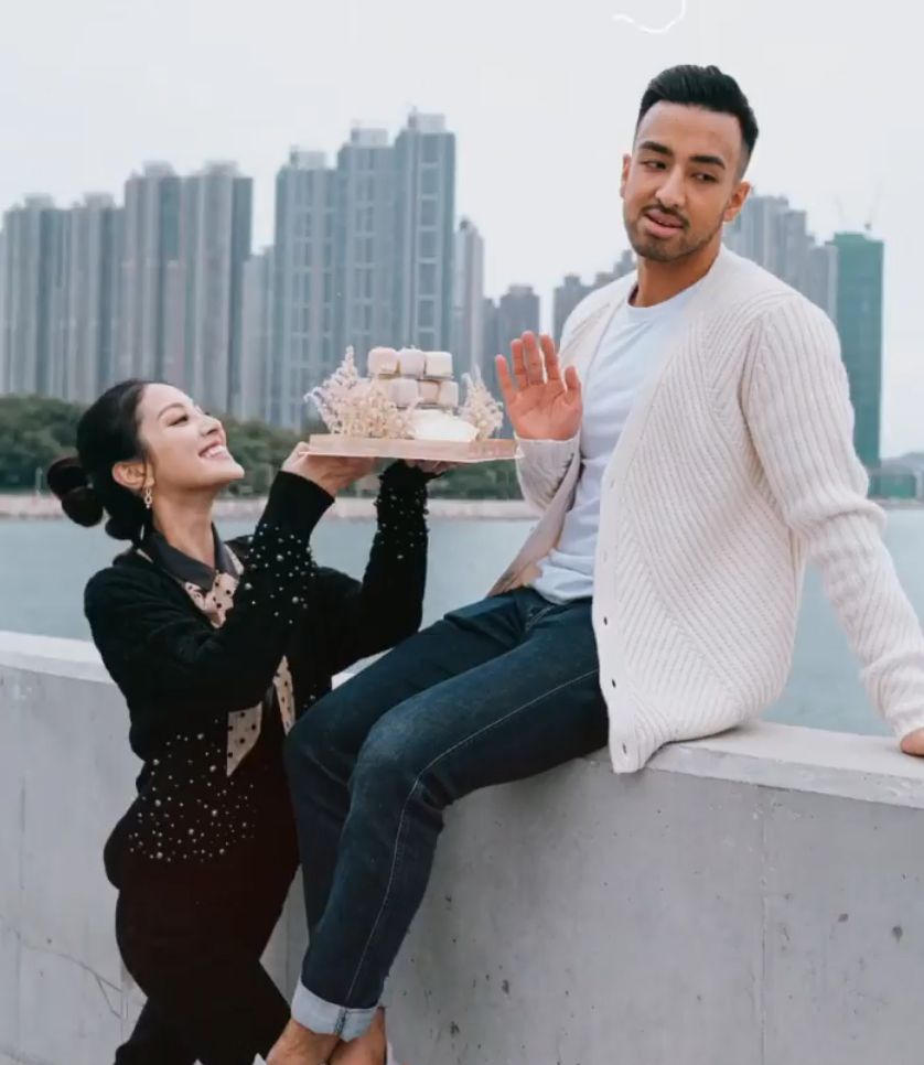 "Grace Chan & Her Twin Brother Blasted For Posting ""Useless"" Cooking Video"