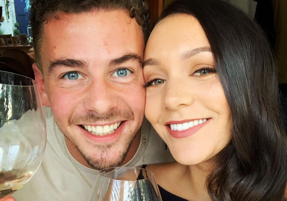 Hollyoaks' Nadine Mulkerrin and Rory Douglas-Speed yet to start wedding planning due to Covid-19