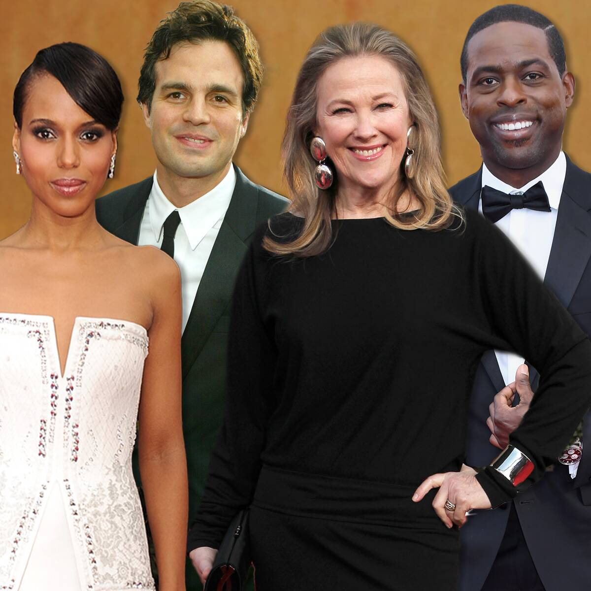 See Kerry Washington, Catherine O'Hara and More 2021 Nominees at Their Very First SAG Awards