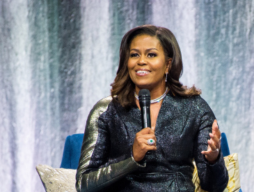 Michelle Obama Says She Was Scared of Being Attacked at President Biden's Inauguration
