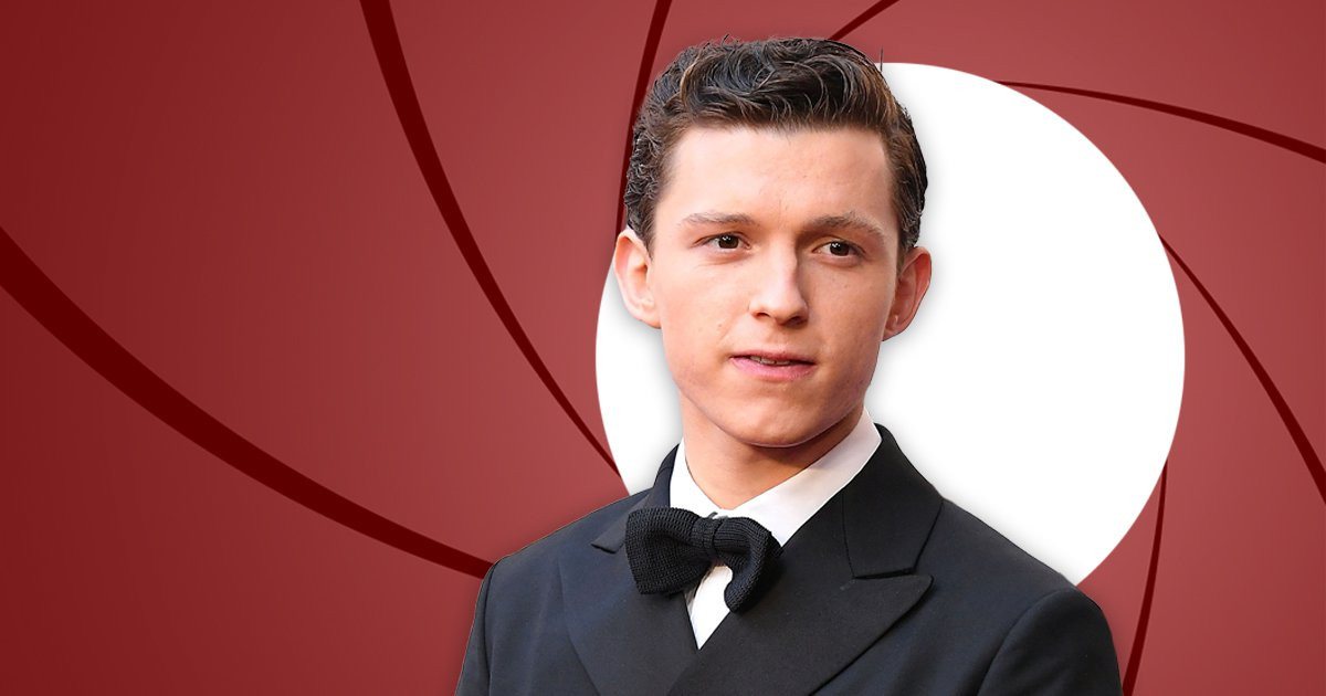 Tom Holland addresses James Bond rumours: 'I look pretty good in a suit'