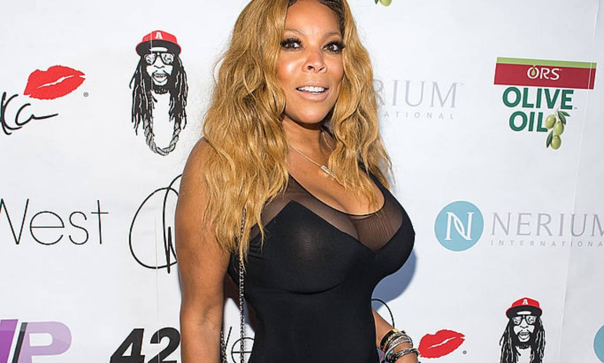 Wendy Williams stuns in figure-hugging jumpsuit - and fans are obsessed