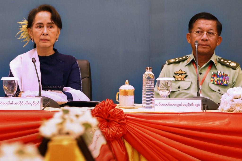 Myanmar junta accuses Suu Kyi of taking $600,000 illegal payment