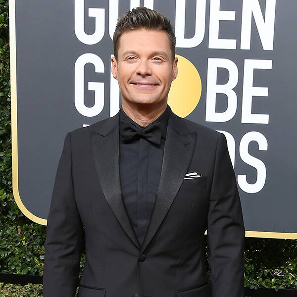 Ryan Seacrest Is Leaving E!'s Live From the Red Carpet