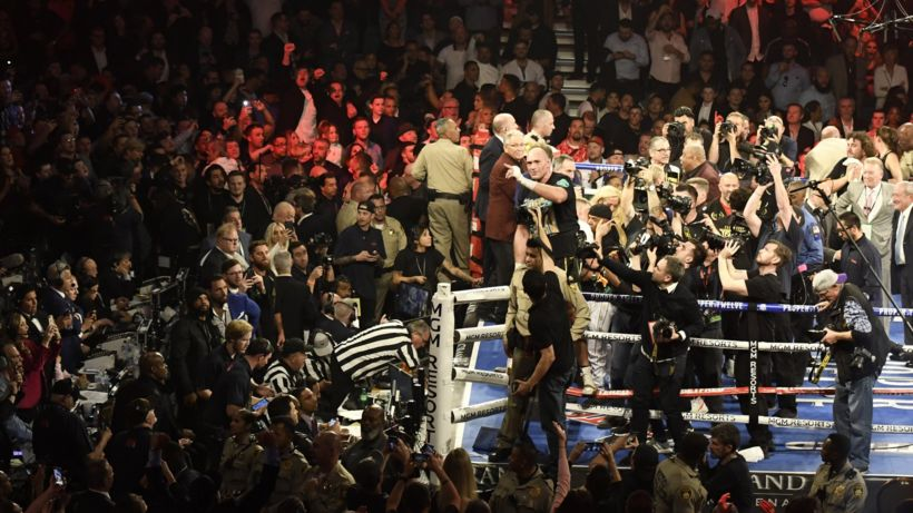 Panorama: BBC team threatened following Boxing and the Mob programme