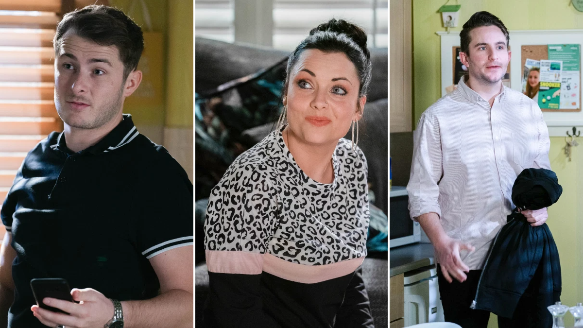 EastEnders spoilers: Shona McGarty is the biggest Ballum fan – 'I cried!'