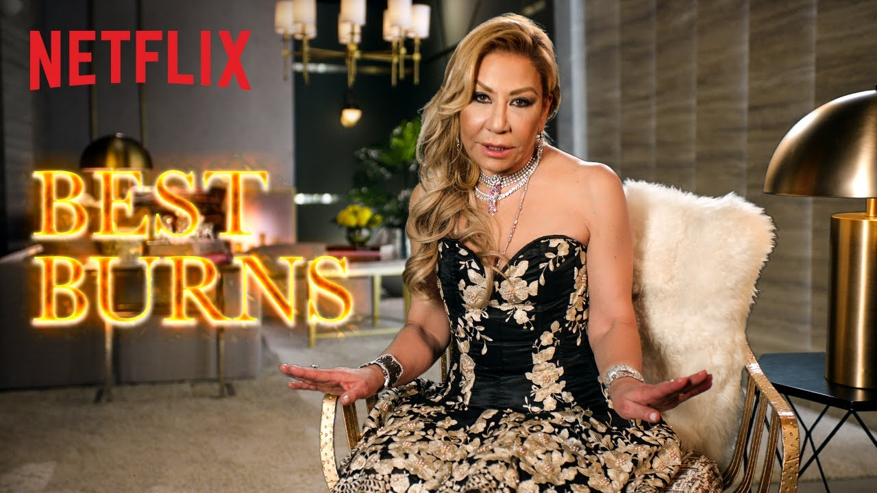 3 Minutes of Anna's Best Burns | Bling Empire | Netflix