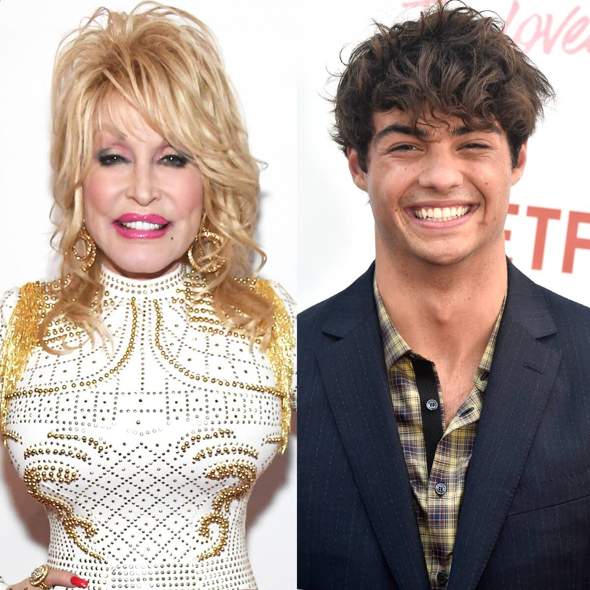 Watch Dolly Parton and Noah Centineo Play True Confessions on The Tonight Show