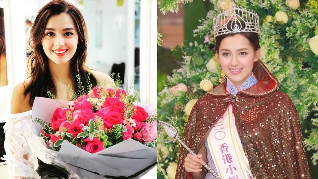 """Miss Hongkong 2020 Lisa-Marie Tse Prefers Hongkong Men To British Men 'Cos They Are """"Pure"""""""
