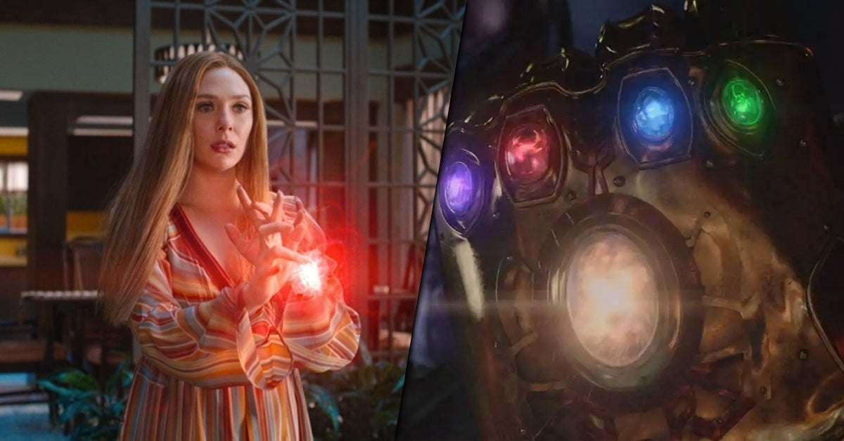 WandaVision Commercials May Represent The Infinity Stones