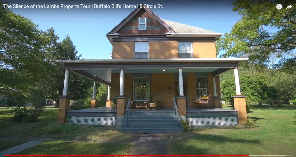 Tour the 'Silence of the Lambs' home — and spend the night