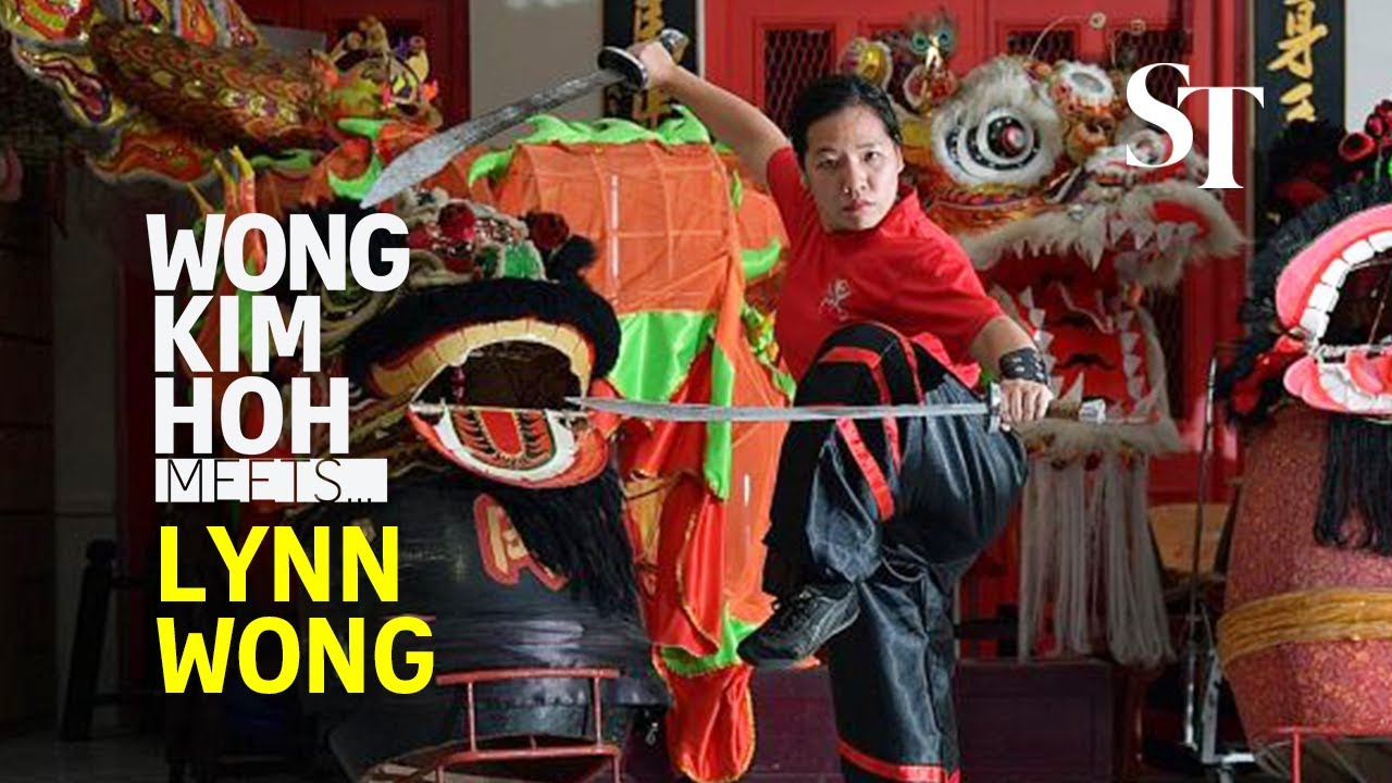 Heritage warrior on a mission to protect Chinese traditions | Lynn Wong | Wong Kim Hoh meets