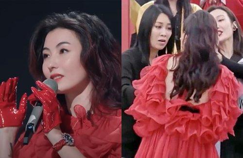 Cecilia Cheung Criticized by Faye Wong's Friend