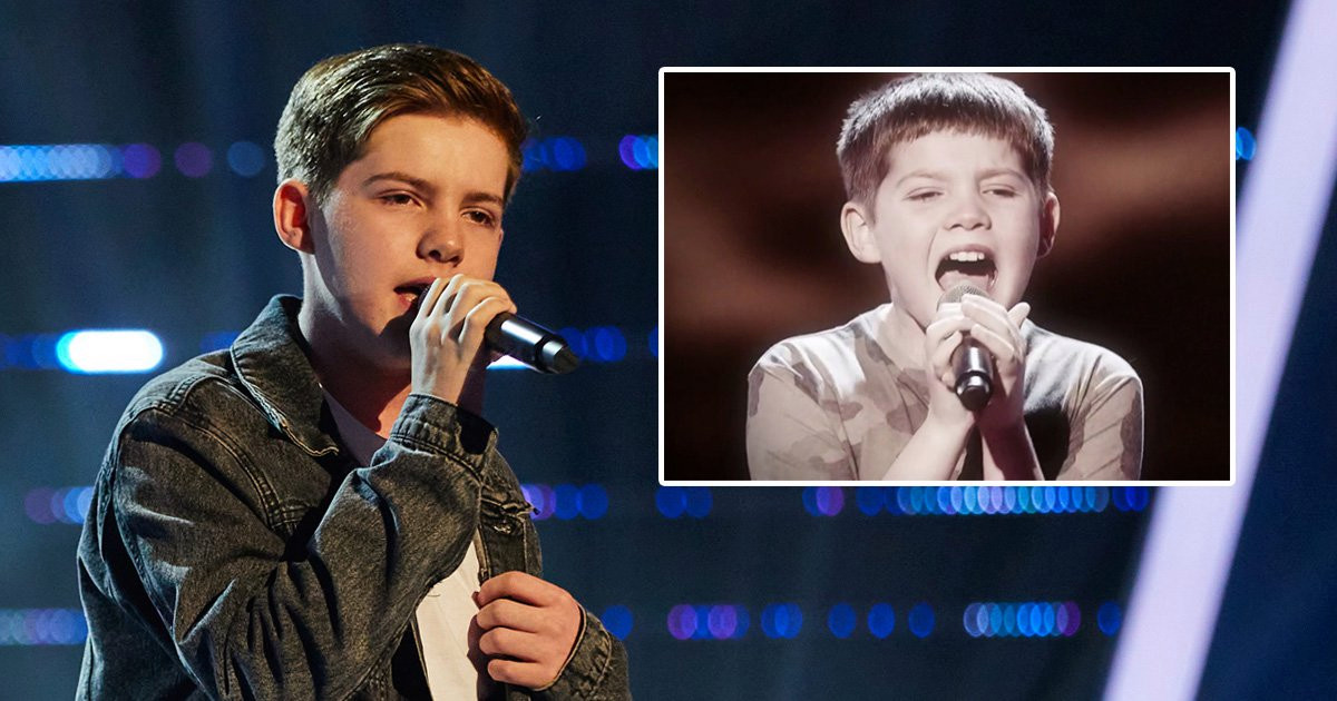 The Voice UK: will.i.am regrets not turning for Voice Kids finalist Jake