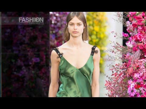 JASON WU Fall 2018 Highlights New York - Fashion Channel
