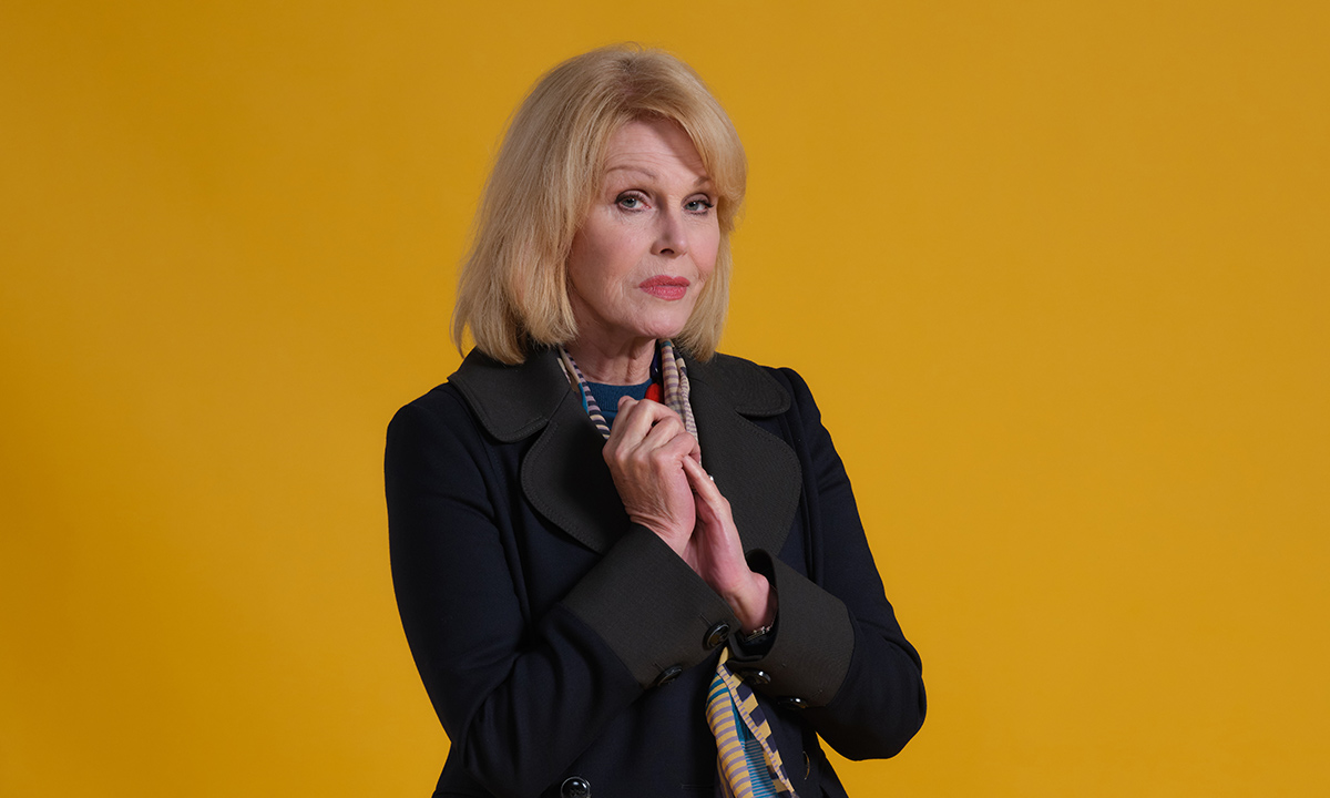 Joanna Lumley teases series two of Finding Alice