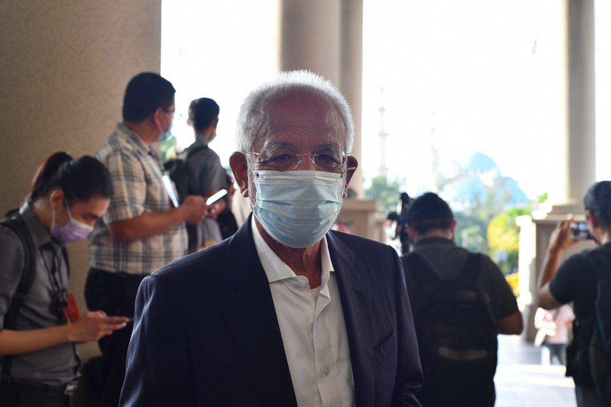 Shahrir Samad's application to recuse Justice Nazlan deferred to March 1 for case management