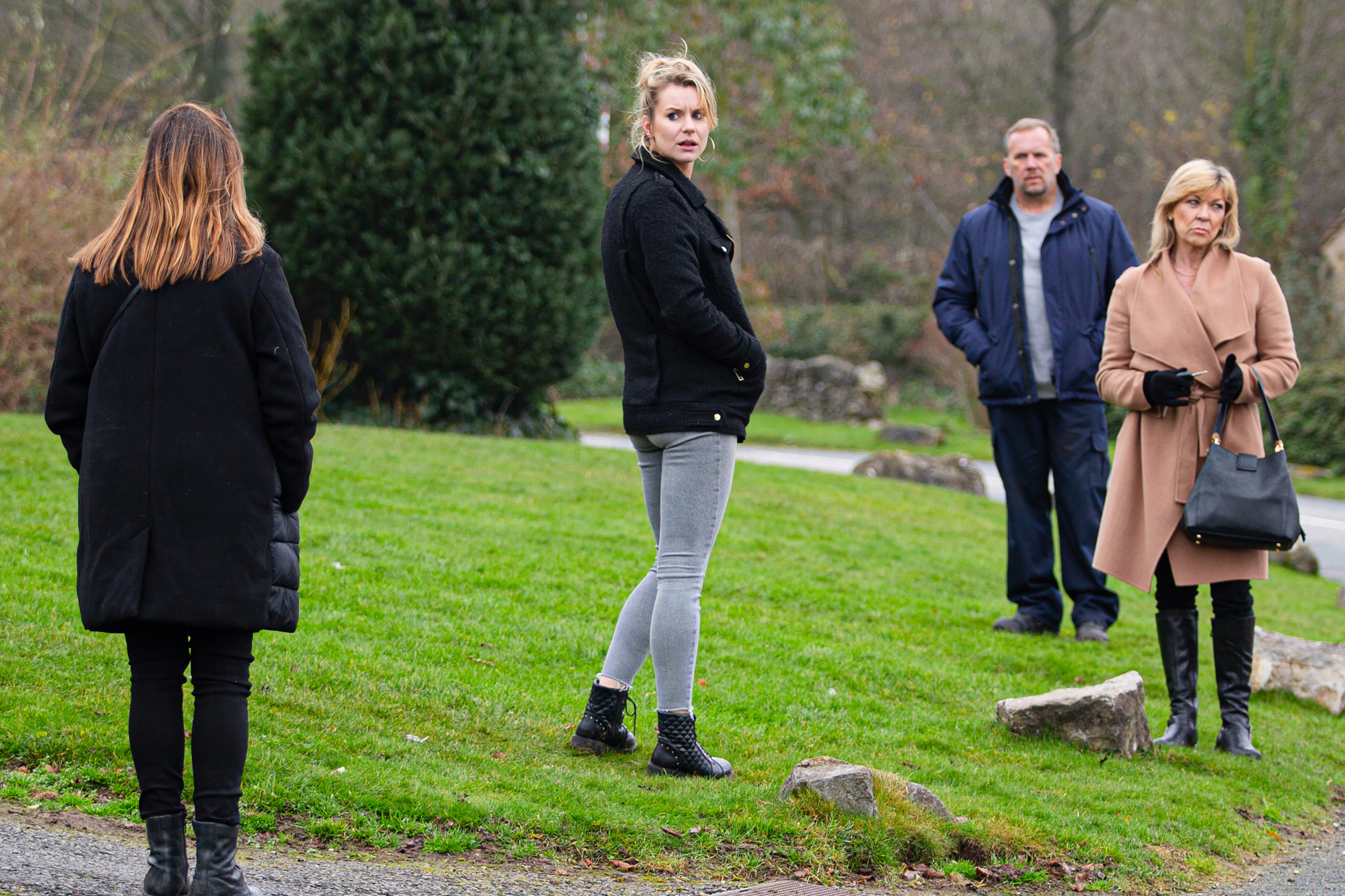 Emmerdale spoilers: Dawn Taylor pits Will against Kim Tate but will she pay?