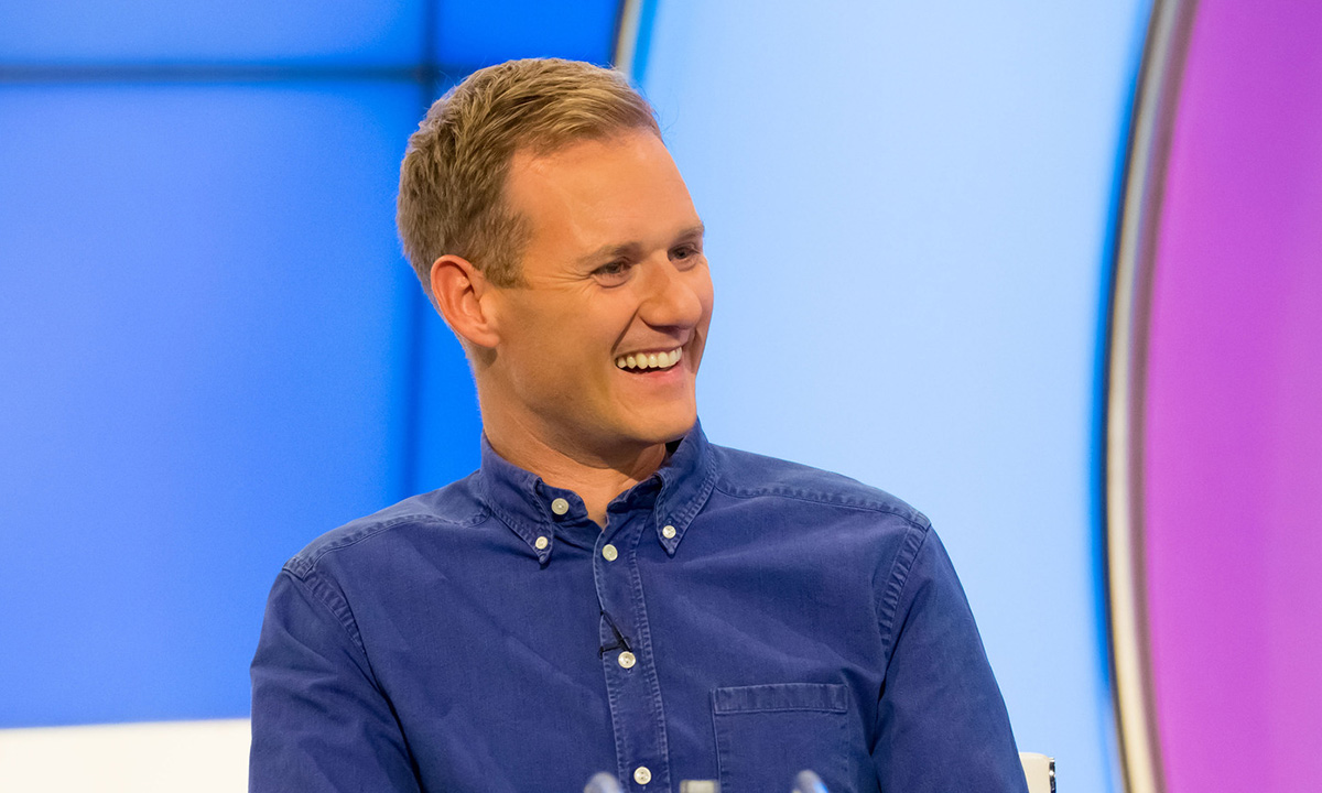 BBC Breakfast's Dan Walker celebrates some big news with fans
