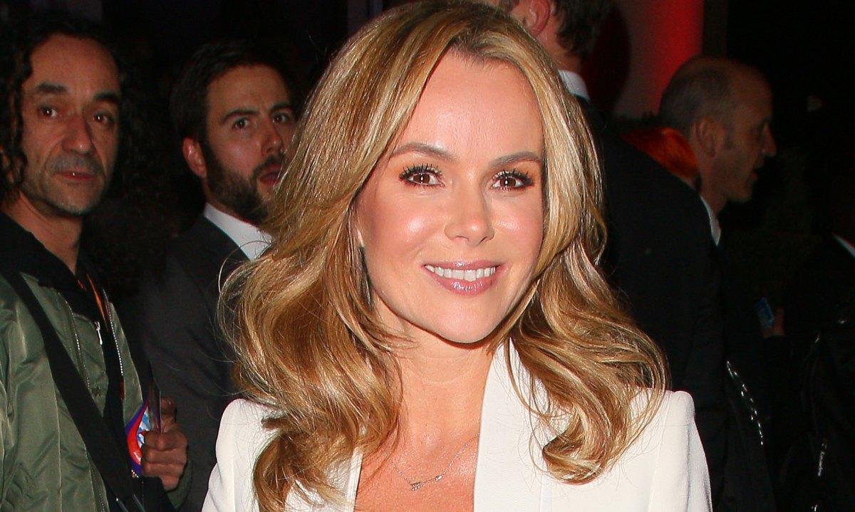 Amanda Holden's teachers reveal surprising fact about TV star