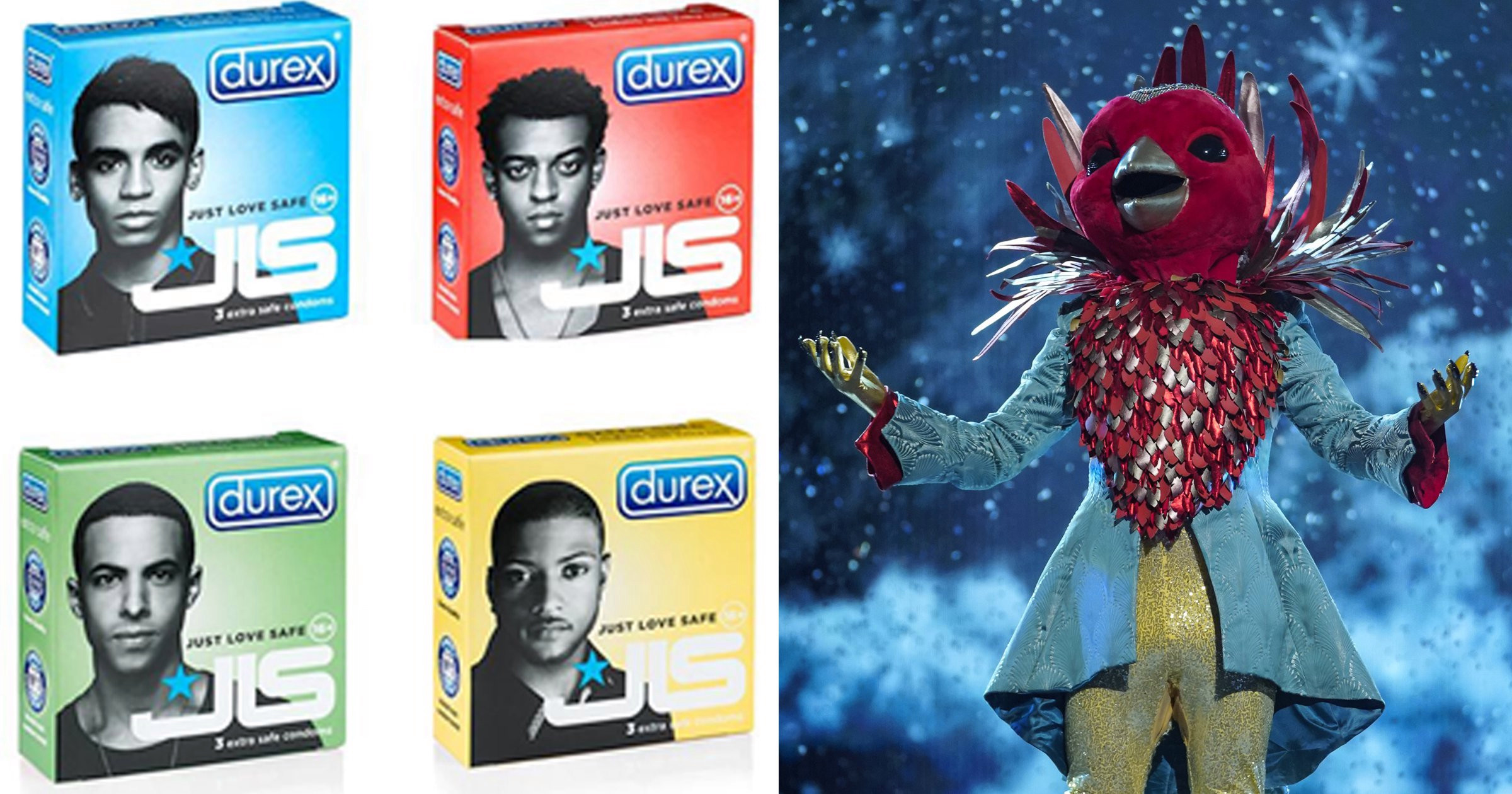 The Masked Singer: Do condoms prove Robin is Aston Merrygold?